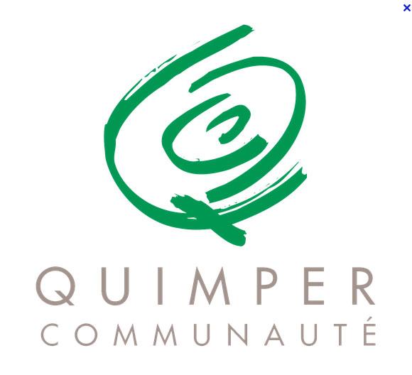 Communauté d'Agglomération de Quimper (29)